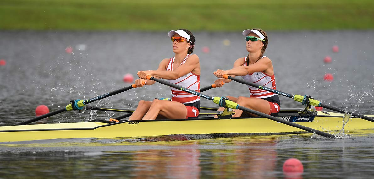 World Rowing Under 23 Championship Sarasota BLW 2x Gold SUI, X29