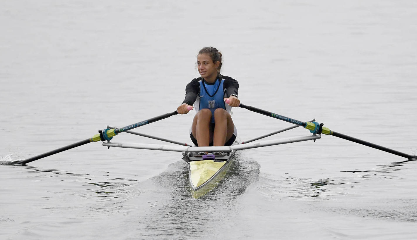 European Rowing Under 23 Championships BLW1x Gold GRE