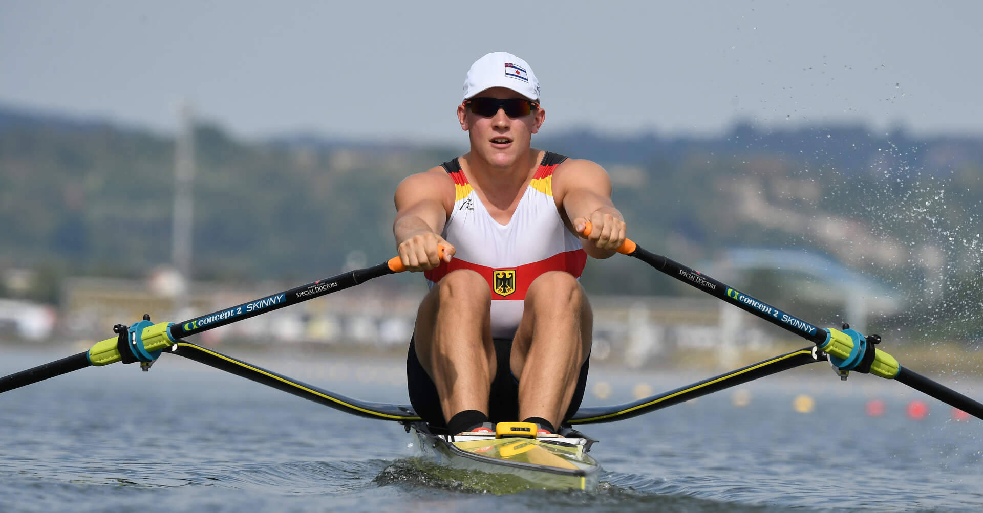 World Rowing Junior Championships JM 1x 6. GER
