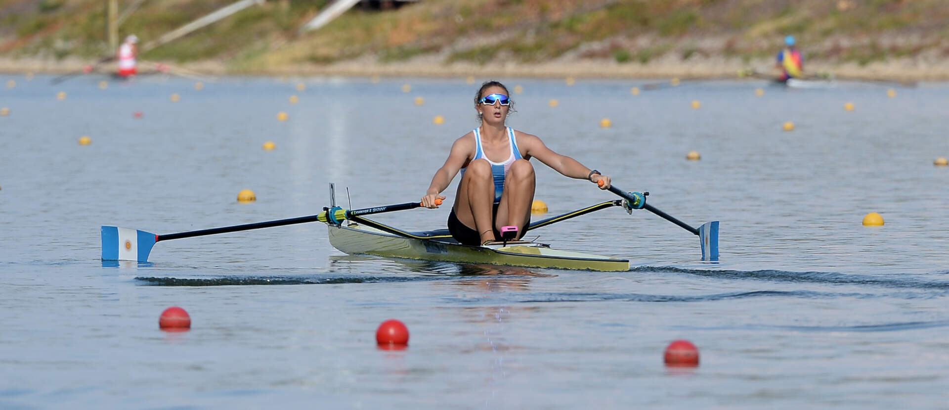 World Rowing Junior Championships JW 1x Silver ARG