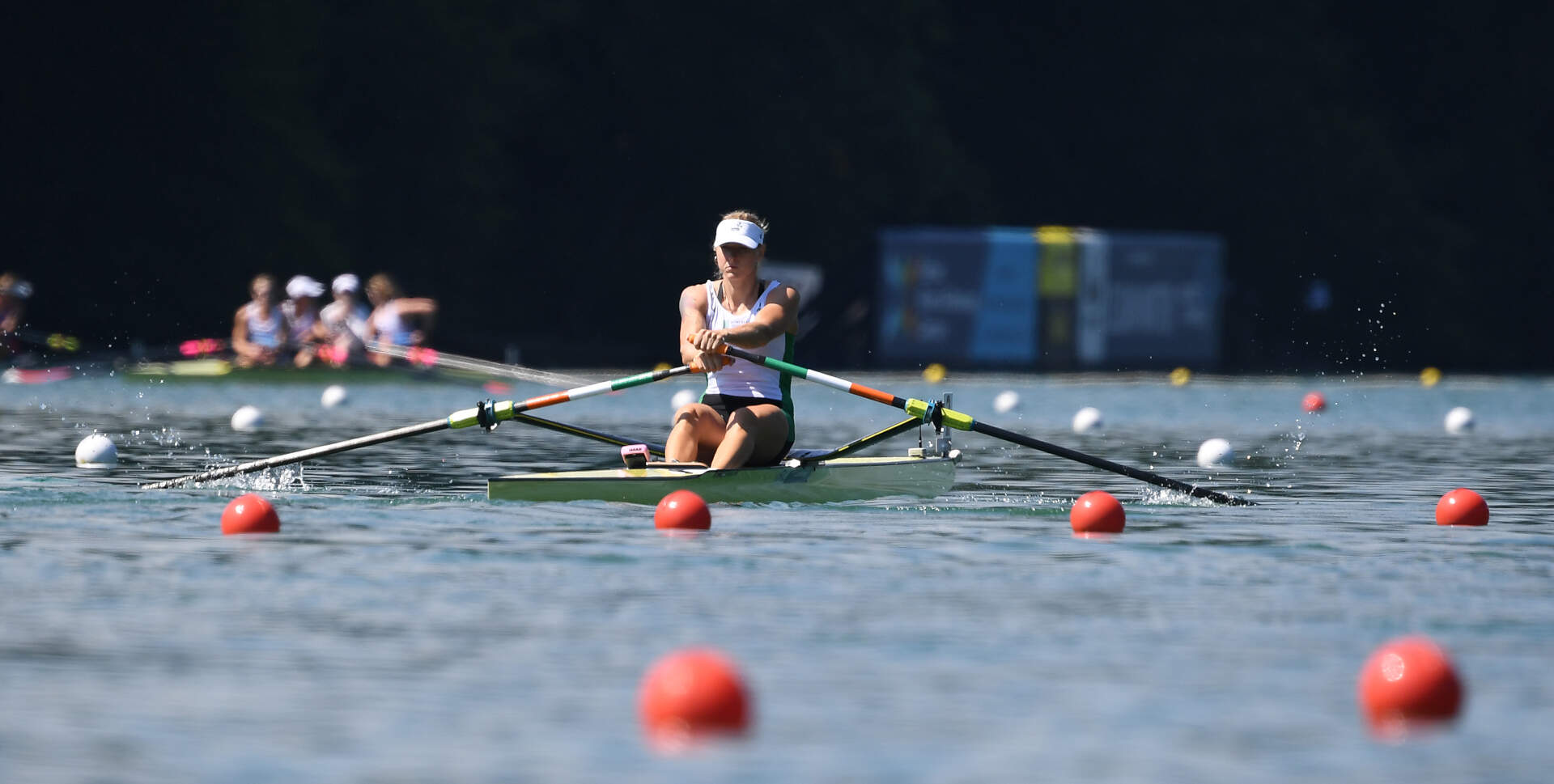 World Rowing Cup III Luzern W1x Silver IRL