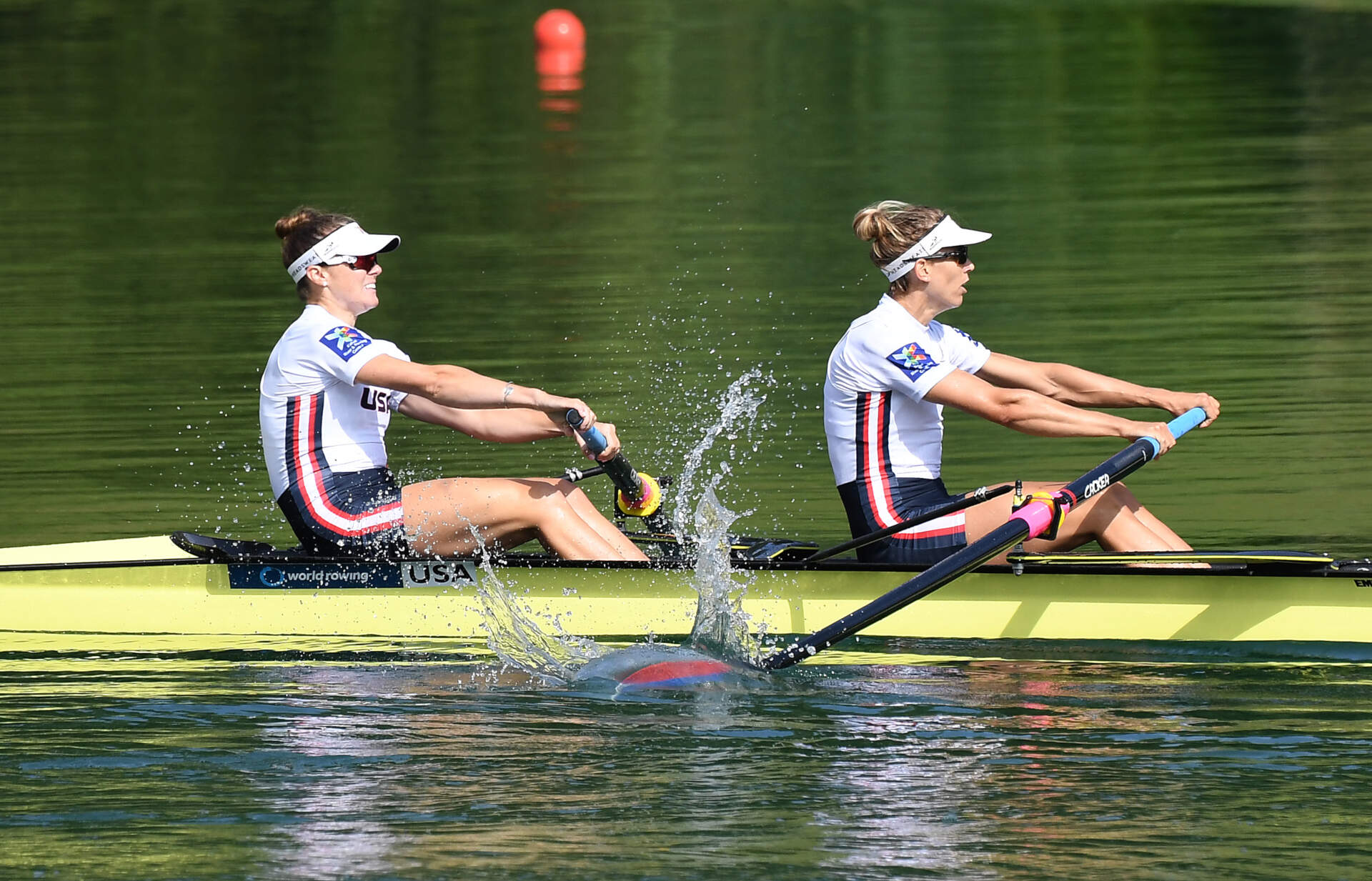 World Rowing Cup III Luzern W2 Bronze USA