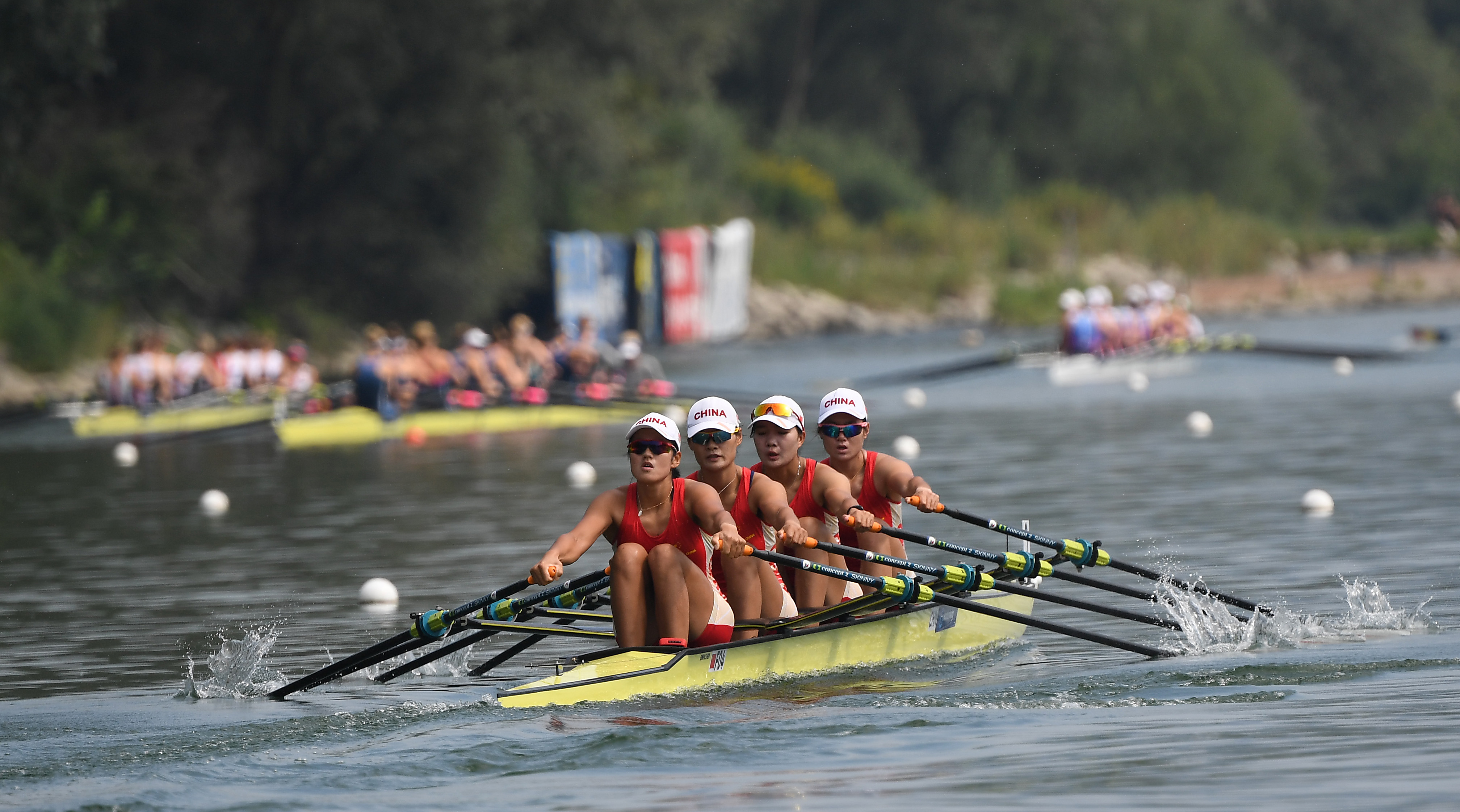 World Rowing Championships Linz 2019
