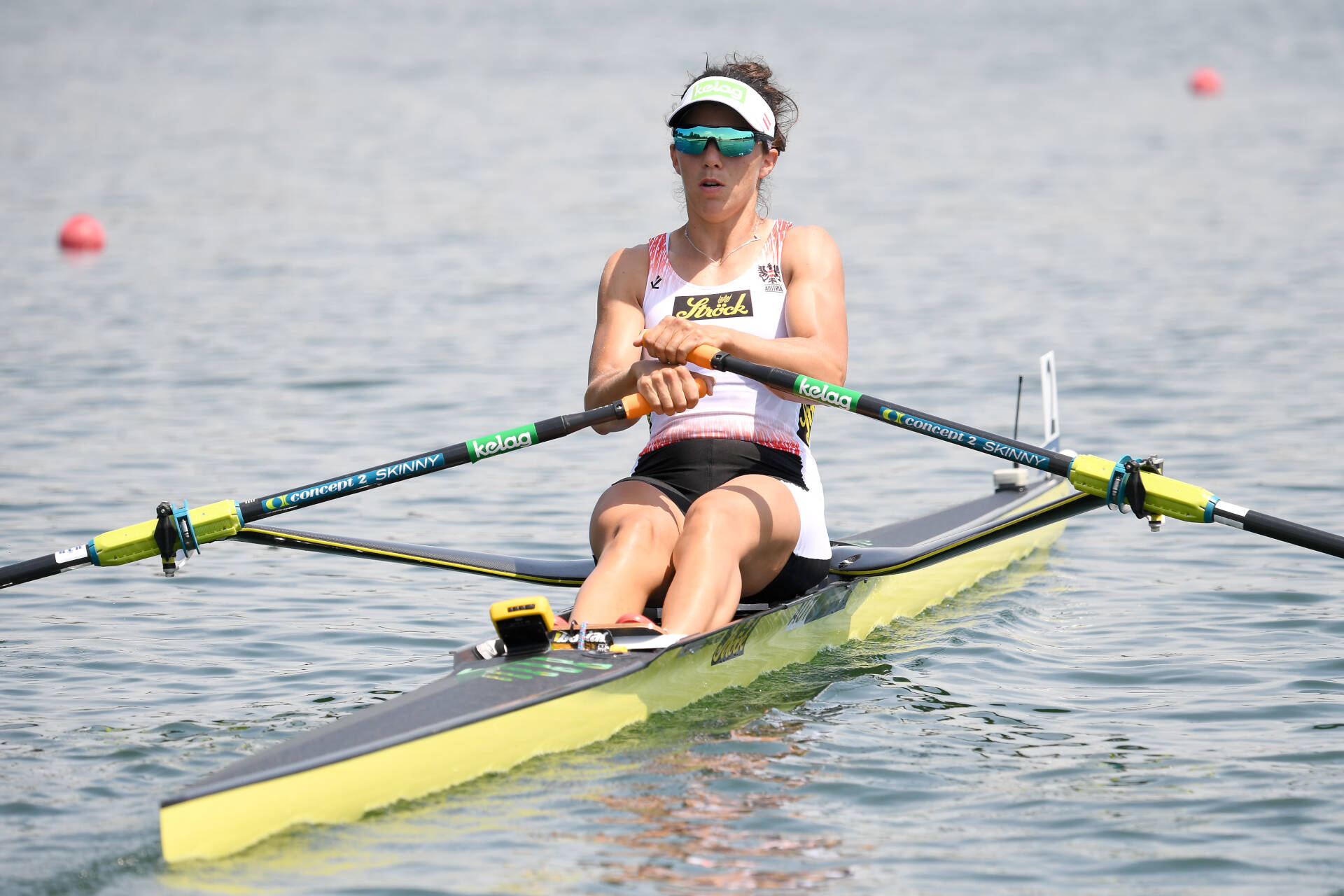 World Rowing Cup I W1x Bronze