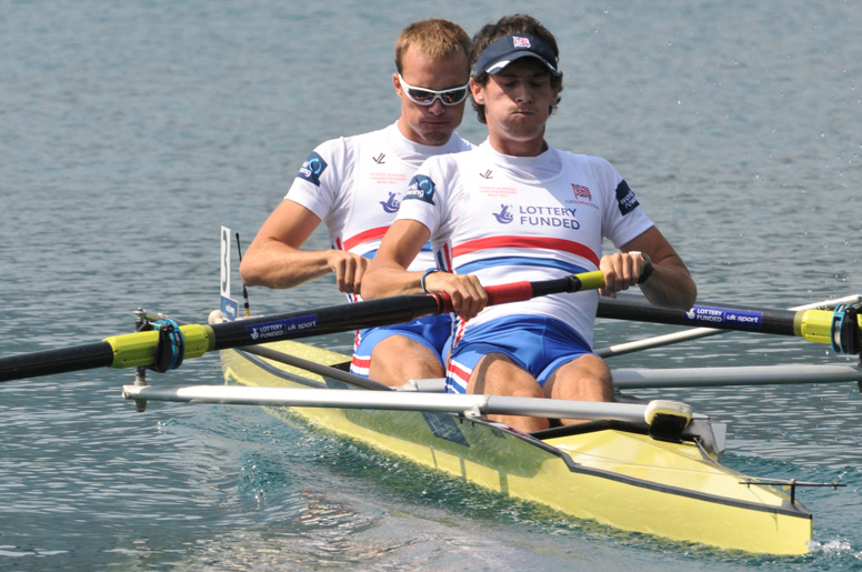 GBR LM2 Gold